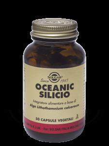 Solgar Oceanic Silicio 50 capsule vegetali