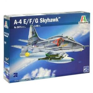 A-4 E/F/G SKYHAWK