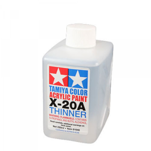 Acrylic Thinner 250 Ml.