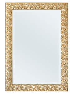 Rectangular mirror Primavera