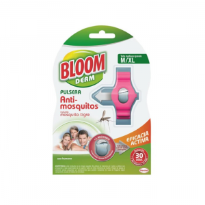Bloom Derm Braccialetto Repellente Per Adulti