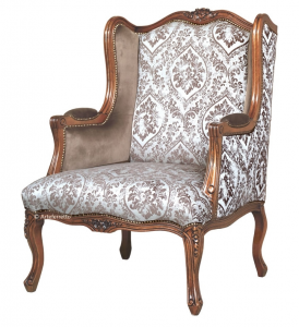 Living room reading armchair
