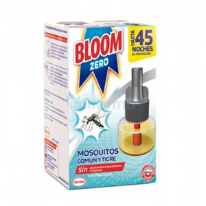 Bloom Zero Mosquitoes Electric Replacement Liquid 45 Nights