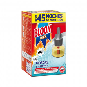Bloom Max Flies  & Mosquitoes Liquid Electric Refill