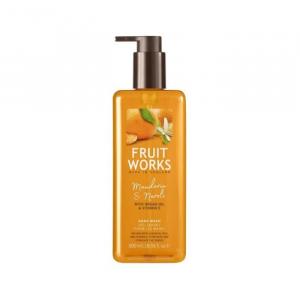 Fruit Works Sapone Mani Mandarino E Neroli 500ml