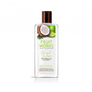 Fruit Works Gel Doccia Coco E Lime 500ml