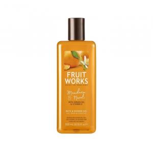 Fruit Works Gel Doccia Tangerine E Neroli 500ml