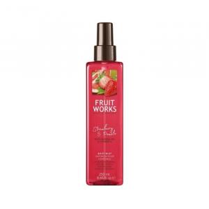 Fruit Works Body Mist Strawberry And Grapefruit 250ml