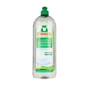 Frosch Ecologico Lavastoviglie Ipoallergenica Vitamina 750ml