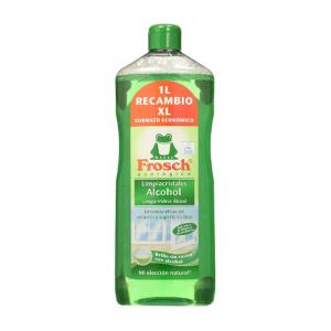 Frosch Ecologico Detergente Per Vetri Alcool 1000ml