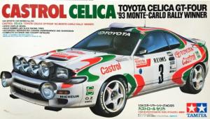 Castrol Celica Toyota Celica GT-Four