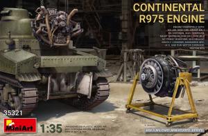CONTINENTAL R975 ENGINE