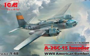 Douglas A-26-15 Invader