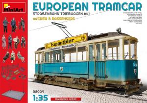 EUROPEAN TRAMCAR