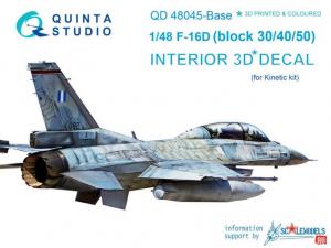 F-16D (BLOCK 30/40/50)