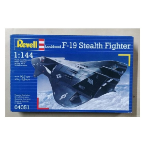F-19 STEALTH FIGHTER REVELL