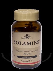 Solgar Solamins 90 tavolette