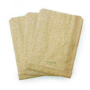 Sacchetto per fritti e patatine Therma compostabile -16x22cm