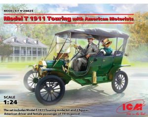 Ford T 1911 Touring