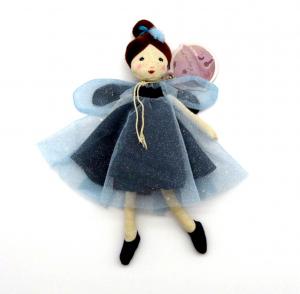 Fatina blu cm30 di Moulin Roty