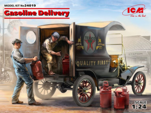 Gasoline Delivery, Model T 1912