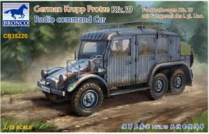 German Krupp Protze Kfz.