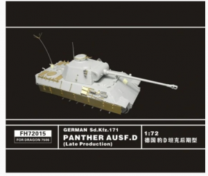 German Sd.Kfz. 171 Panther Ausf. D