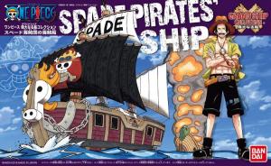 Grand Ship Collection - Spade Pirates Ship