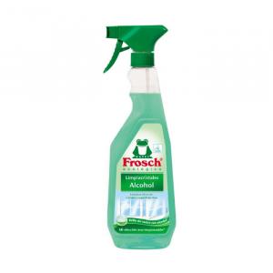 Frosch Ecologico Detergente Per Vetri Per Alcol 750ml