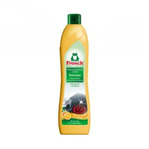 Frosch Ecologico Crema Vitroceramica All'Arancia 500ml