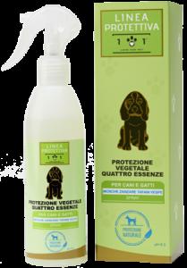 Protezione vegetale 4 essenze antiparassitario