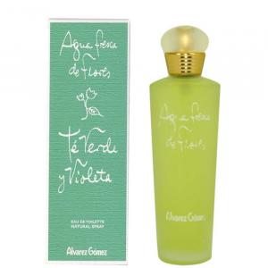 Alvarez Gomez Agua Fresca Flor Te Verde & Violeta Spray 175ml