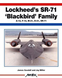 Lockheed's Sr-71 'Blackbird' Family