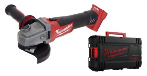 SMERIGLIATRICE ANGOLARE MILWAUKEE M18 FUEL 125MM