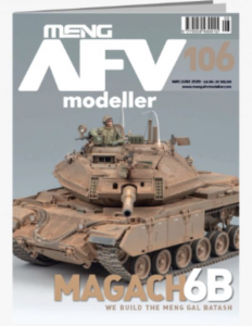 Meng Air Modeller - May, July 2019