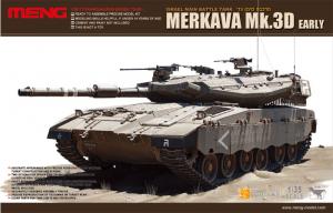 MERKAVA MK 3D