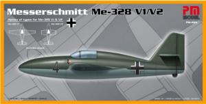 Messerschmitt Me-328V-1 / Me 328V-2
