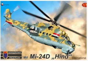 Mi-24D Hind International