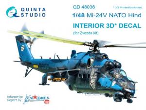 Mi-24V NATO