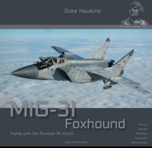 Mikoyan MiG-31 Foxhound