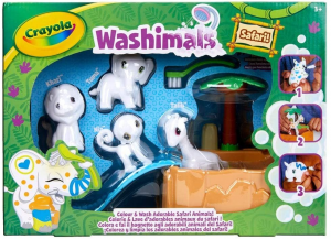 CRAYOLA - Washimals