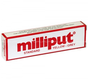 Milliput standard YELLOW-GREY