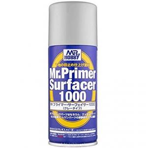 MR. PRIMER SURFACER 1000 - PRIMER  FINE GRIGIO