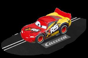 CARRERA FIRST! DISNEY LIGHTNING MCQUEEN MUD RACERS cod. 20064153