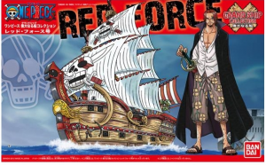 ONE PIECE GRAND SHIP COLL RED FORCE
