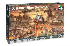 Operation Silver Bayonet - Vietnam War 1965 - BATTLE SET