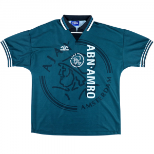 1995-96 Ajax maglia away L
