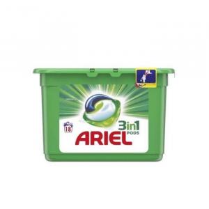 Ariel 3in1 Pods Original 18 Washes