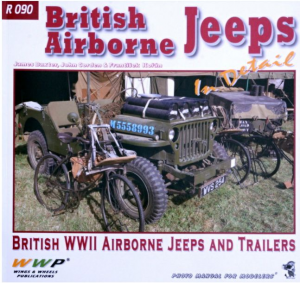 Publ. British Airborne JEEPS in detail