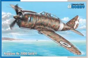 Reggiane Re.2000 Falco